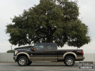 2013 Ford Super Duty F250 Crew Cab King Ranch FX4 6.7L Power Stroke 4X4 in San Antonio, Texas 78217