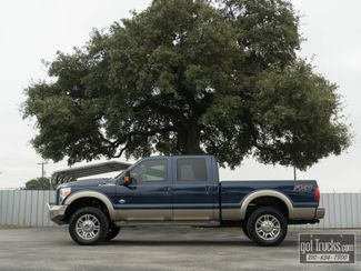 2013 Ford Super Duty F250 Crew Cab King Ranch 6.7L FX4 Power Stroke 4X4 in San Antonio, Texas 78217