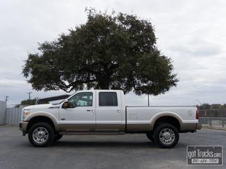 2013 Ford Super Duty F350 Crew Cab King Ranch 6.7L Power Stroke Diesel 4X4 in San Antonio Texas, 78217
