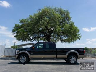 2013 Ford Super Duty F350 Crew Cab King Ranch FX4 6.7L Power Stroke 4X4 in San Antonio Texas, 78217