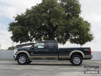 2013 Ford Super Duty F350 Crew Cab Lariat FX4 6.7L Power Stroke Diesel 4X4 in San Antonio, Texas 78217