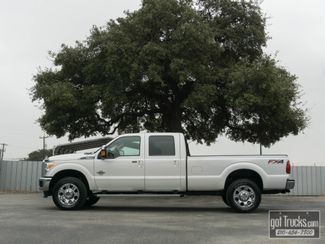 2013 Ford Super Duty F350 Crew Cab Lariat FX4 6.7L Power Stroke Diesel 4X4 in San Antonio, Texas 78217
