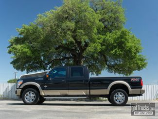 2013 Ford Super Duty F350 Crew Cab King Ranch FX4 6.7L Power Stroke 4X4 in San Antonio, Texas 78217