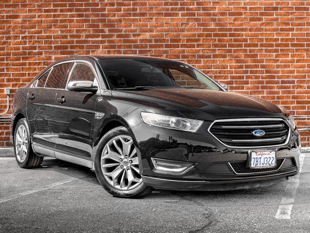 2013 Ford Taurus Limited Burbank, CA 1