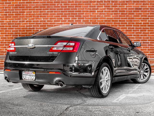 2013 Ford Taurus Limited Burbank, CA 5