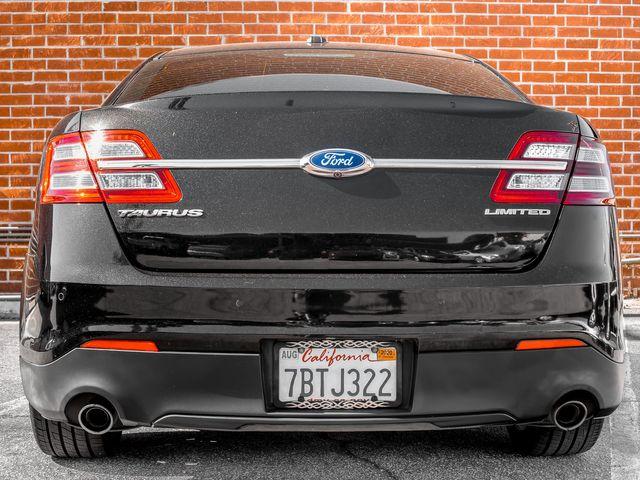 2013 Ford Taurus Limited Burbank, CA 7