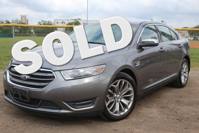 2013 Ford Taurus Limited Houston, Texas