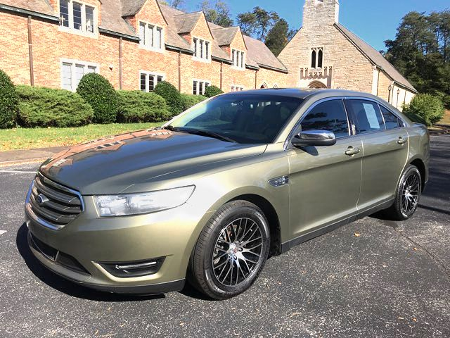 2013 Ford- Loaded! Bhph! Ginger Ale! Blk Sport Rims! Taurus- Limited-