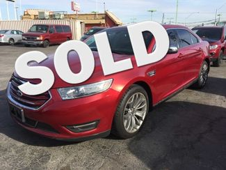 2013 Ford Taurus Limited AUTOWORLD (702) 452-8488 Las Vegas, Nevada