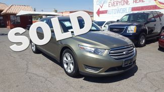 2013 Ford Taurus SE CAR PROS AUTO CENTER (702) 405-9905 Las Vegas, Nevada