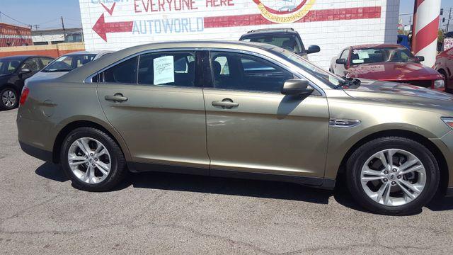 2013 Ford Taurus SEL AUTOWORLD (702) 452-8488 Las Vegas, Nevada 2