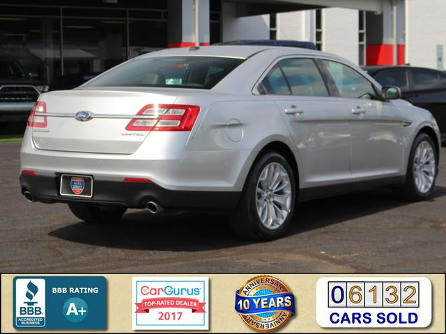 2013 Ford Taurus Limited FWD - 301A PKG - HEATED/COOLED LEATHER! Mooresville , NC 2