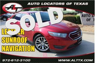 2013 Ford Taurus Limited | Plano, TX | Consign My Vehicle in  TX