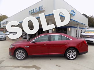 2013 Ford Taurus Limited Sheridan, Arkansas