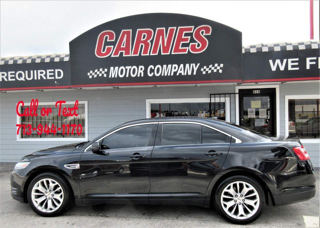 2013 Ford Taurus SEL south houston, TX