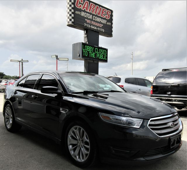 2013 Ford Taurus SEL south houston, TX 5