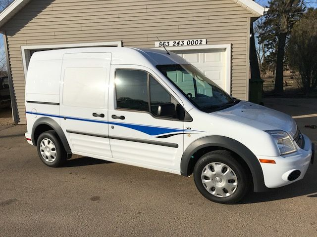 2013 Ford Transit Connect Van XLT