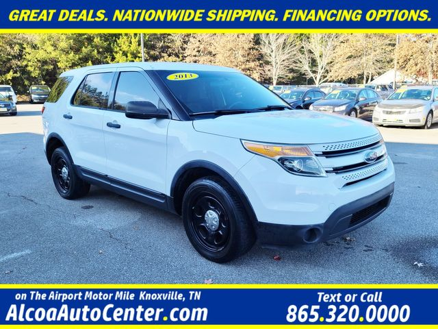 2013 Ford Utility Police Interceptor AWD in Louisville, TN 37777