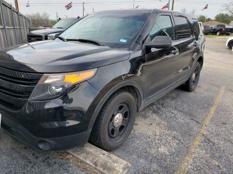 2013 Ford Utility Police Interceptor  in New Braunfels
