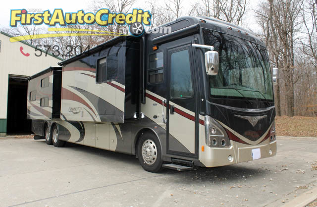 2013 Forest River Charleston CHA 430BHQS 450