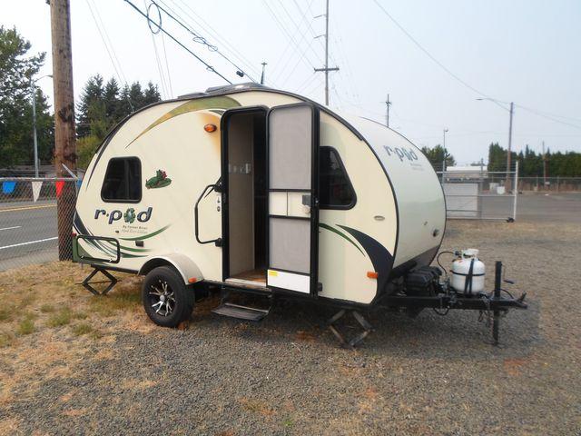2013 Forest River R-Pod 177 Salem, Oregon