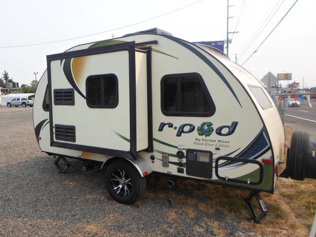 2013 Forest River R-Pod 177 Salem, Oregon 2