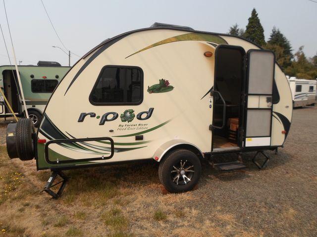 2013 Forest River R-Pod 177 Salem, Oregon 3