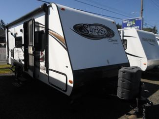 2013 Forest River Surveyor Sport 220 Salem, Oregon 1