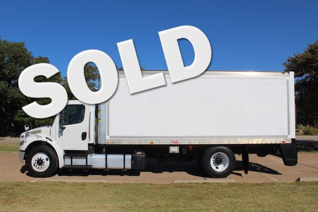 2013 Freightliner Business Class M2 18FT HBOX Box Truck - Straight Truck W/ Ramp