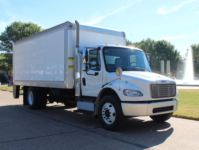 2013 Freightliner Business Class M2 18FT HBOX Box Truck - Straight Truck Irving, Texas 1