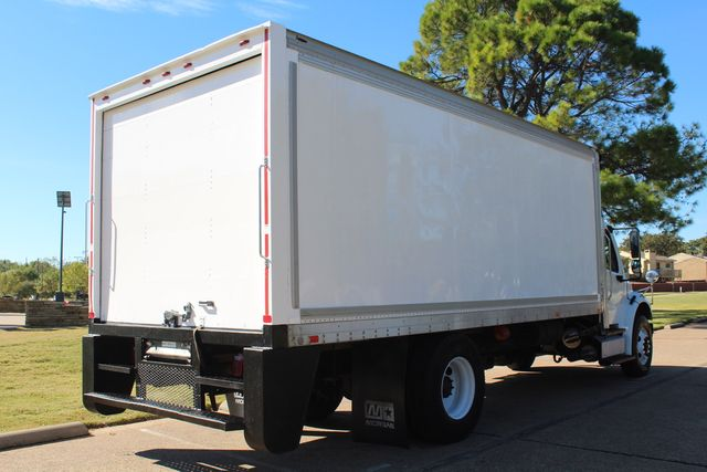 2013 Freightliner Business Class M2 18FT HBOX Box Truck - Straight Truck Irving, Texas 16
