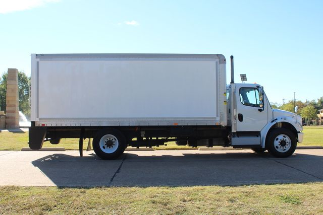 2013 Freightliner Business Class M2 18FT HBOX Box Truck - Straight Truck Irving, Texas 19