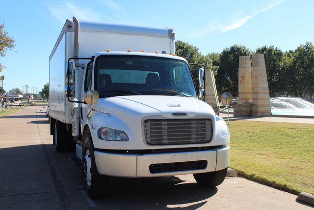 2013 Freightliner Business Class M2 18FT HBOX Box Truck - Straight Truck Irving, Texas 4