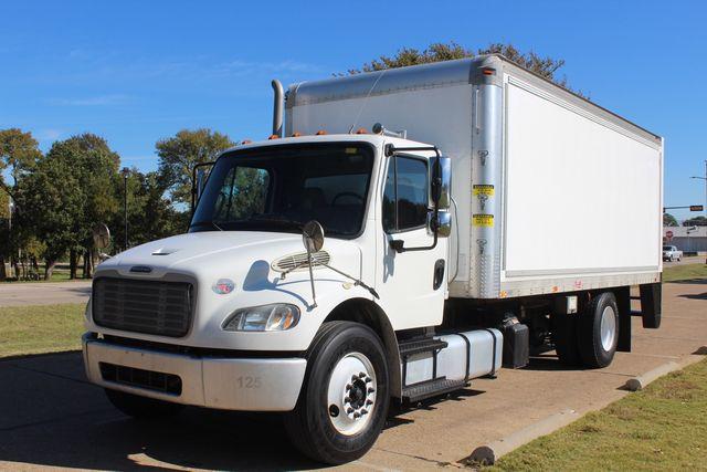 2013 Freightliner Business Class M2 18FT HBOX Box Truck - Straight Truck Irving, Texas 9