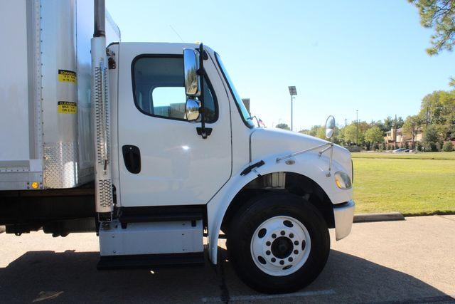 2013 Freightliner Business Class M2 18FT HBOX Box Truck - Straight Truck Irving, Texas 54