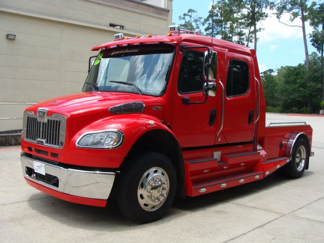 2013 Freightliner M2 106 SPORTCHASSIS RHA CONROE, TX 10