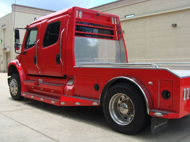 2013 Freightliner M2 106 SPORTCHASSIS RHA CONROE, TX 13