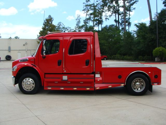 2013 Freightliner M2 106 SPORTCHASSIS RHA CONROE, TX 11
