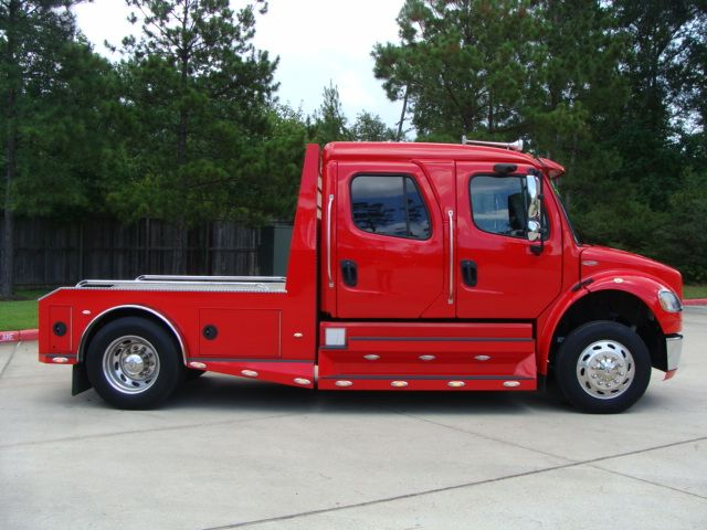 2013 Freightliner M2 106 SPORTCHASSIS RHA CONROE, TX 23
