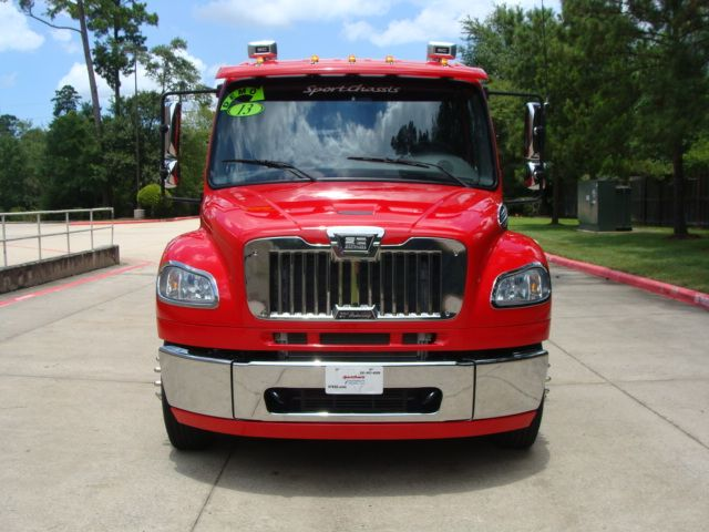 2013 Freightliner M2 106 SPORTCHASSIS RHA CONROE, TX 4