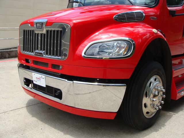 2013 Freightliner M2 106 SPORTCHASSIS RHA CONROE, TX 7
