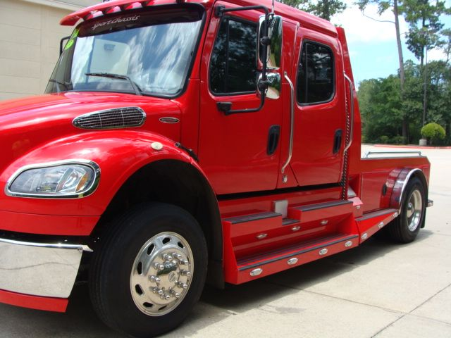 2013 Freightliner M2 106 SPORTCHASSIS RHA CONROE, TX 9