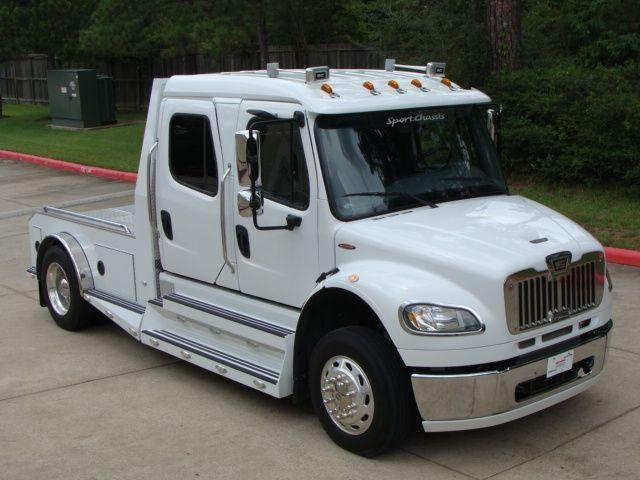 2013 Freightliner M2 106 SPORTCHASSIS RHA114 CONROE, TX 25