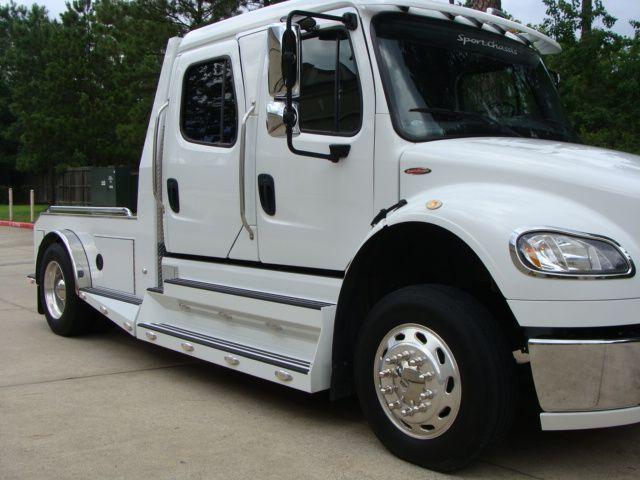 2013 Freightliner M2 106 SPORTCHASSIS RHA114 CONROE, TX 2