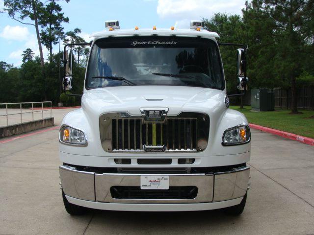 2013 Freightliner M2 106 SPORTCHASSIS RHA114 CONROE, TX 5