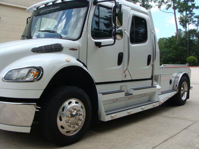 2013 Freightliner M2 106 SPORTCHASSIS RHA114 CONROE, TX 10