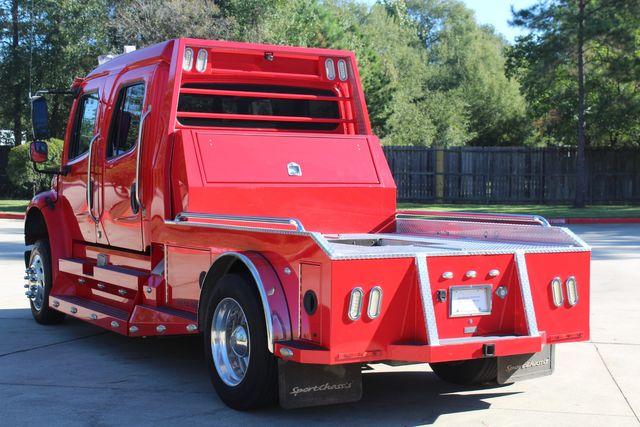 2013 Freightliner M2 106 SportChassis RHA Luxury Ranch Hauler CONROE, TX 9