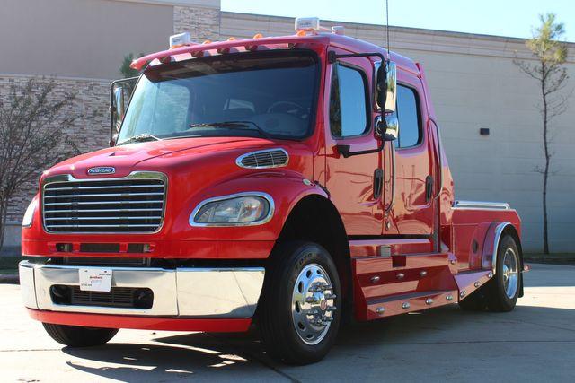 2013 Freightliner M2 106 SportChassis RHA Luxury Ranch Hauler CONROE, TX 4