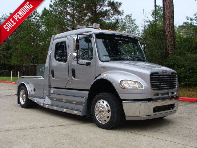 2014 Freightliner M2 106 SPORT SPORTCHASSIS RHA CONROE, TX 0