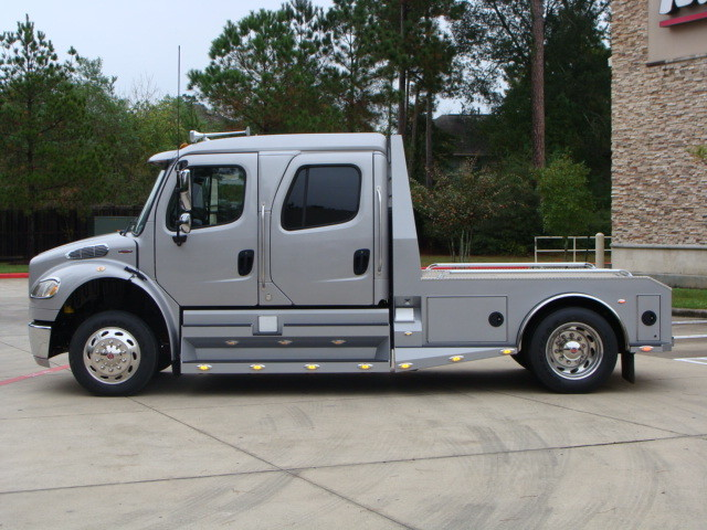 2014 Freightliner M2 106 SPORT SPORTCHASSIS RHA CONROE, TX 9